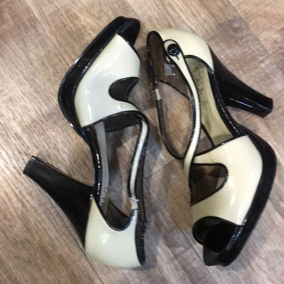 Tribeca by Kenneth Cole Platform Sandal Heels